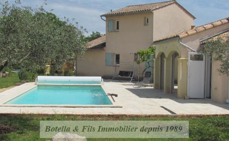Vente maison / villa Barjac 399000€ - Photo 2