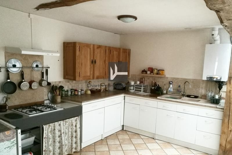Vente maison / villa Courville sur eure 121300€ - Photo 3