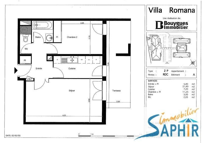 Vente appartement Toulouse 130009€ - Photo 1