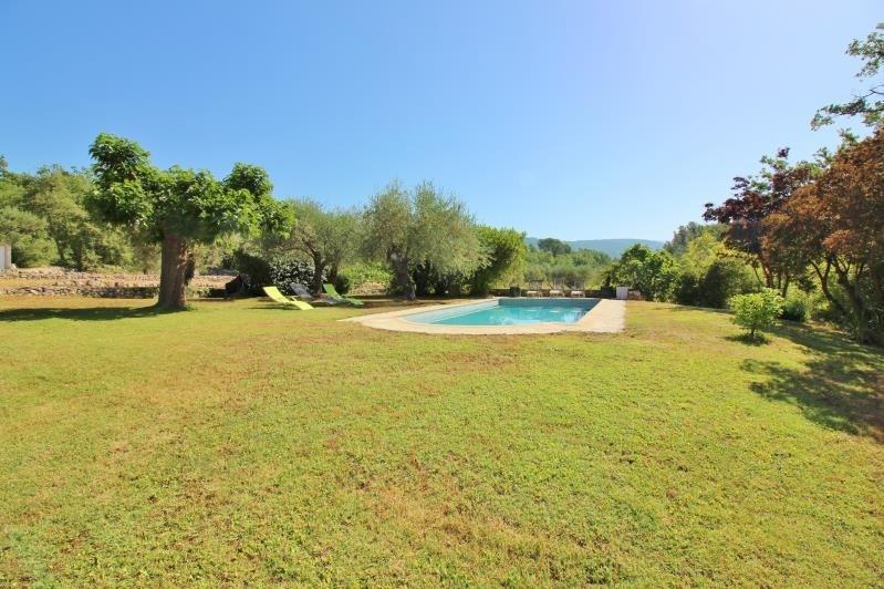 Vente de prestige maison / villa Saint cezaire sur siagne 700000€ - Photo 3