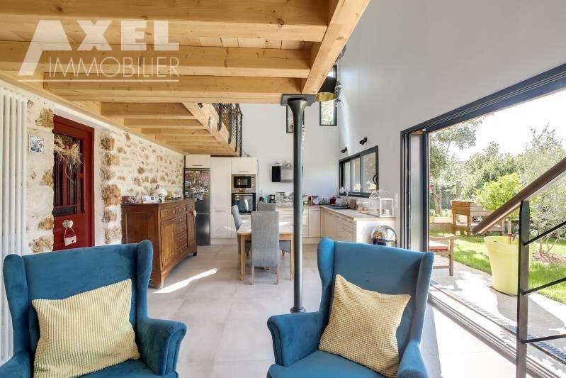 Sale house / villa Bois d'arcy 551200€ - Picture 3