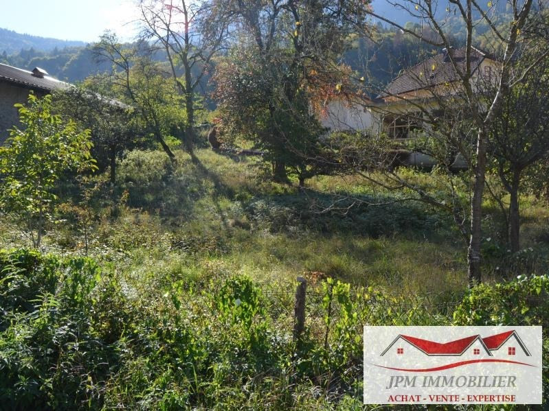 Vente terrain Magland 99500€ - Photo 1