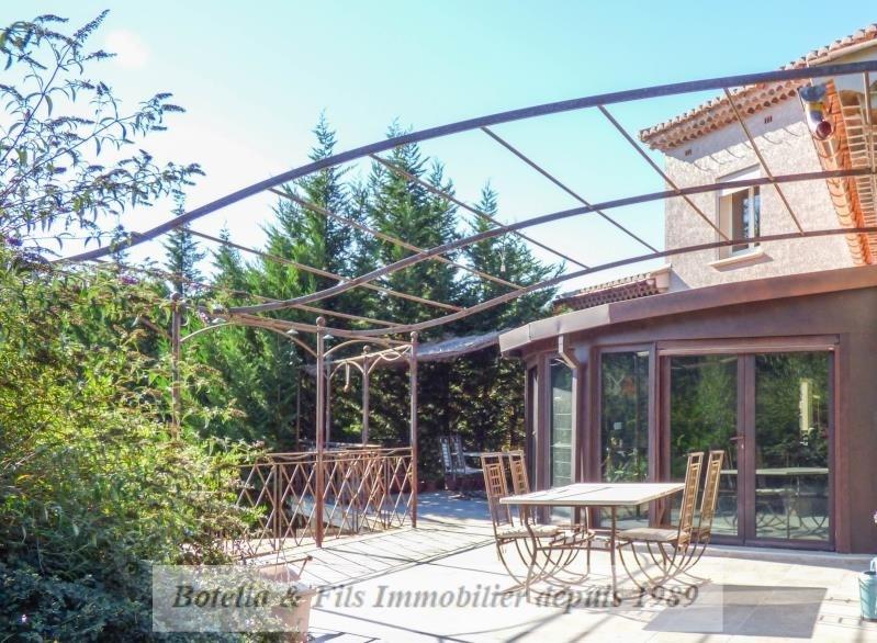 Verkoop van prestige  huis Barjac 593000€ - Foto 10
