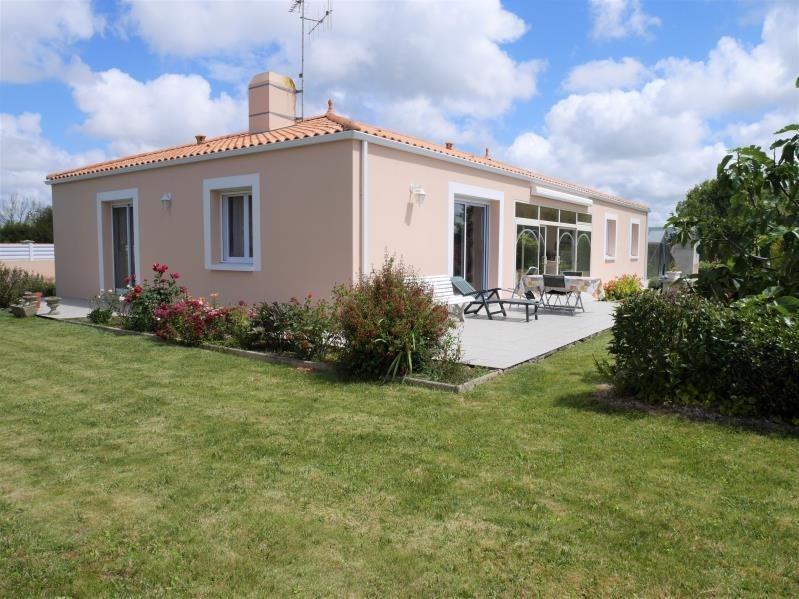 Vente maison / villa Chateau d'olonne 523500€ - Photo 1