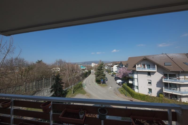 Vente appartement Annecy le vieux 335 000€ - Photo 1
