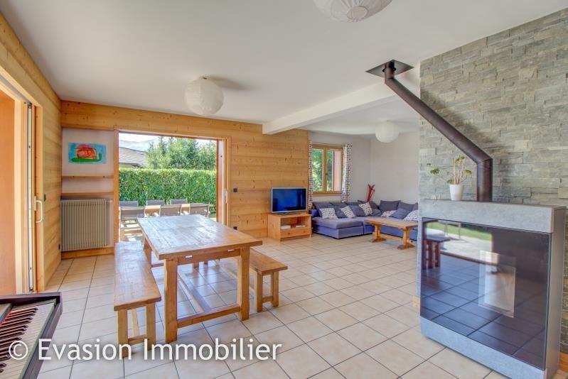Sale house / villa Passy 520000€ - Picture 2
