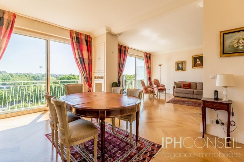 Vente de prestige appartement Paris 16ème 1 410 000€ - Photo 2