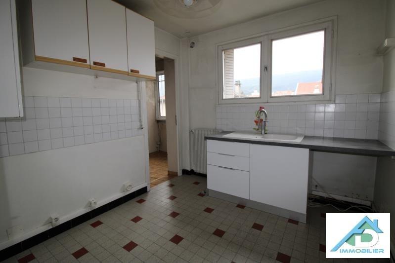 Vente appartement Grenoble 323000€ - Photo 2