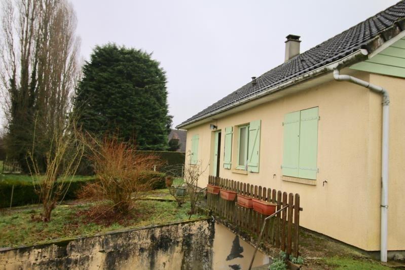 Sale house / villa Breteuil sur iton 137000€ - Picture 8