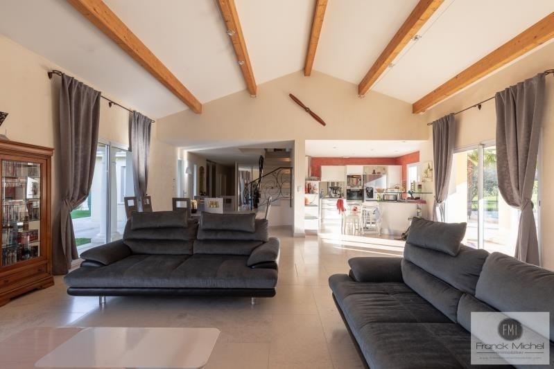 Immobile residenziali di prestigio casa Genas 839000€ - Fotografia 9