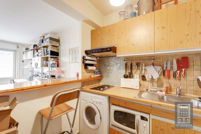Sale apartment Paris 14ème 350000€ - Picture 6