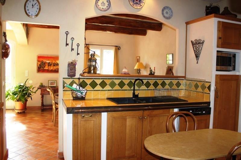 Vente maison / villa Rochefort du gard 530000€ - Photo 9
