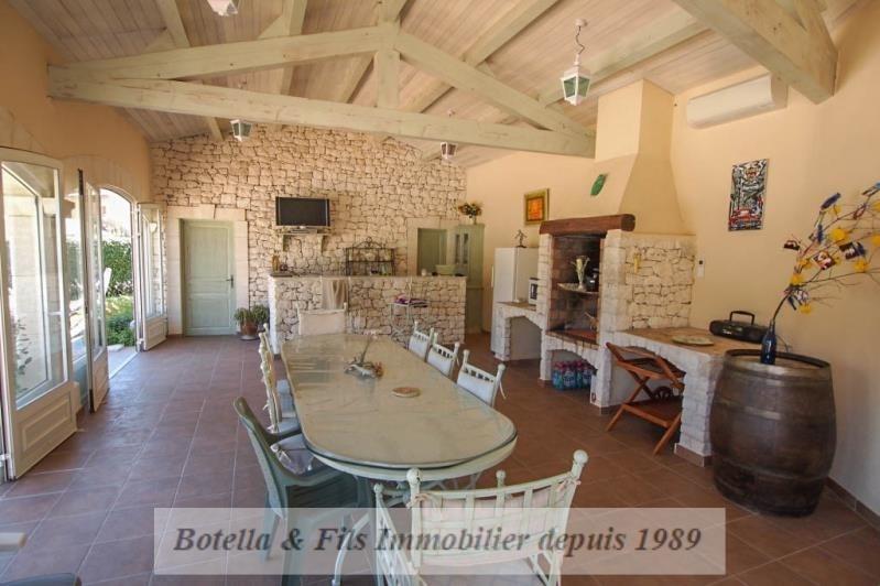 Vente de prestige maison / villa Uzes 695000€ - Photo 3