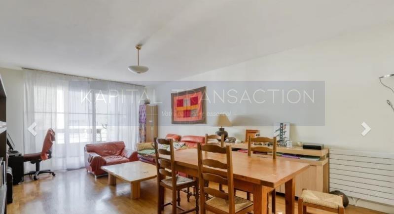 Vente de prestige appartement Paris 14ème 1050000€ - Photo 5