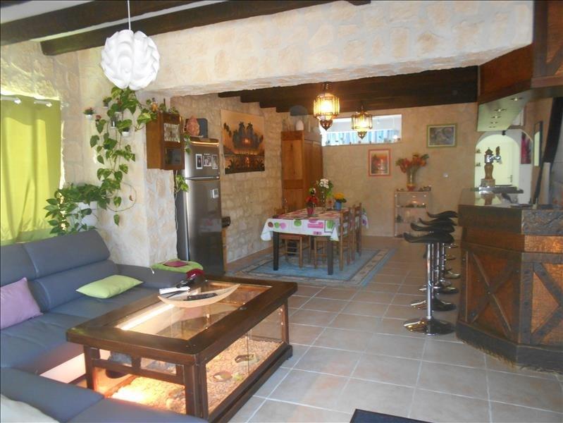 Sale house / villa L isle adam 345000€ - Picture 2