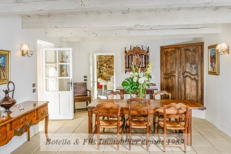 Verkoop van prestige  huis Uzes 997000€ - Foto 4
