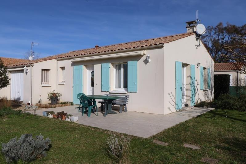 Vente maison / villa St pierre d'oleron 292600€ - Photo 1