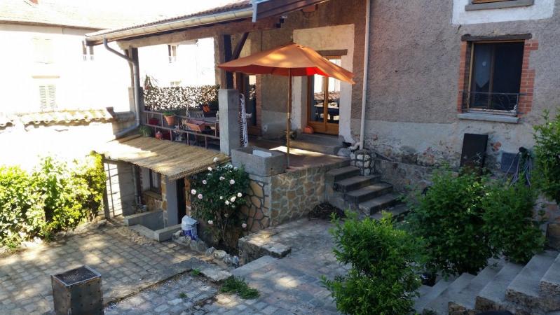Vente maison / villa Ste foy l argentiere 150000€ - Photo 1
