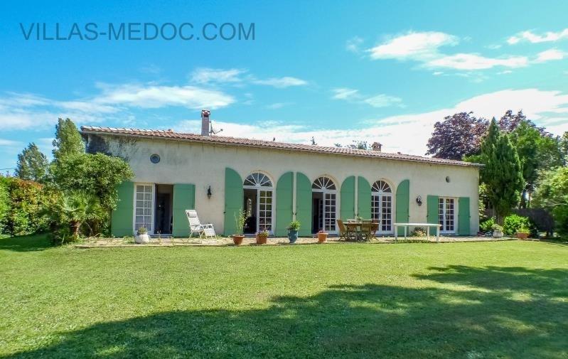 Sale house / villa Lesparre medoc 417900€ - Picture 2