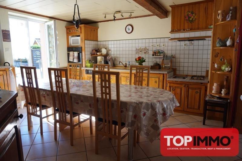 Sale house / villa Bertrichamps 147000€ - Picture 2