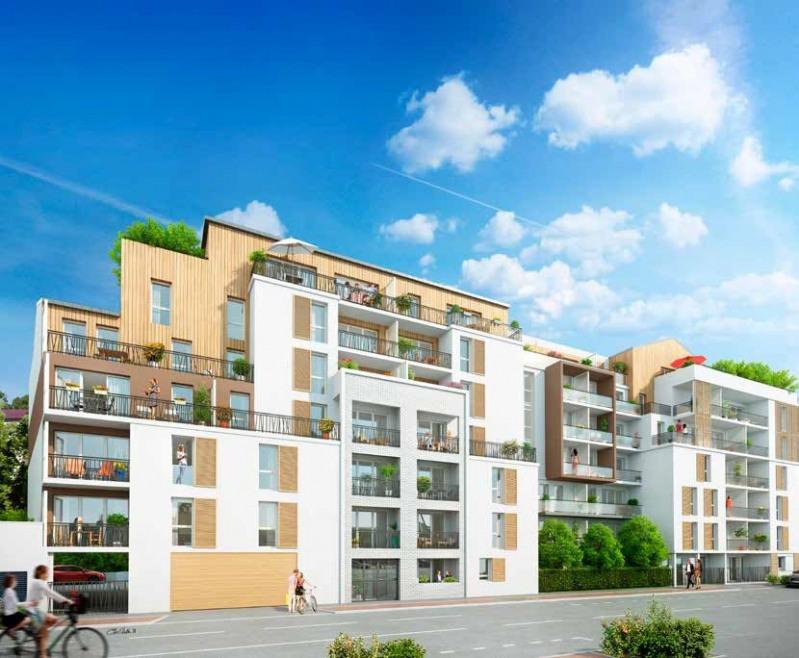 Vente appartement Livry-gargan 172000€ - Photo 2