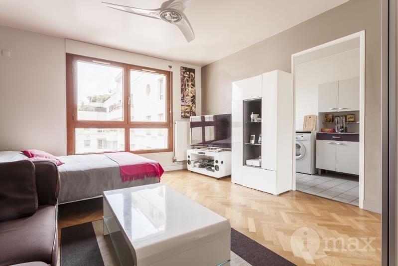 Sale apartment Levallois perret 279000€ - Picture 3