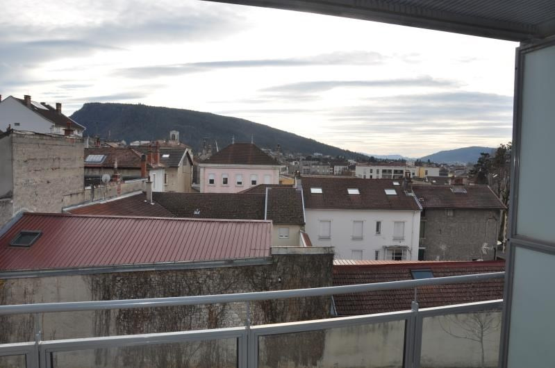 Vente appartement Oyonnax 124000€ - Photo 5
