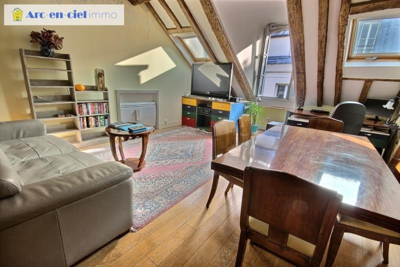 Vente appartement Paris 2ème 618 000€ - Photo 1