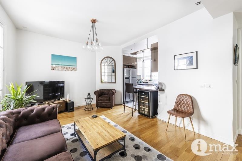 Sale apartment Neuilly sur seine 715000€ - Picture 1