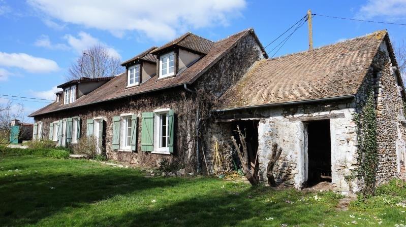 Vente maison / villa Chaufour les bonnieres 384000€ - Photo 1