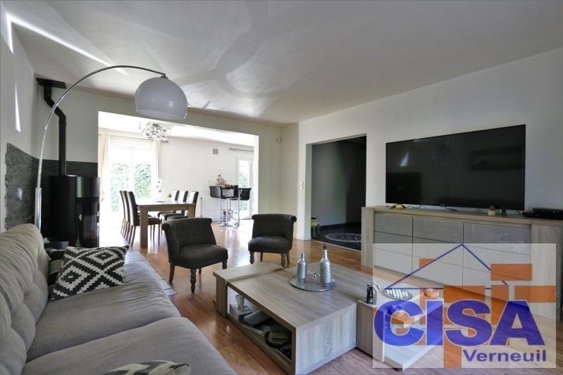 Vente maison / villa Cauffry 279000€ - Photo 1