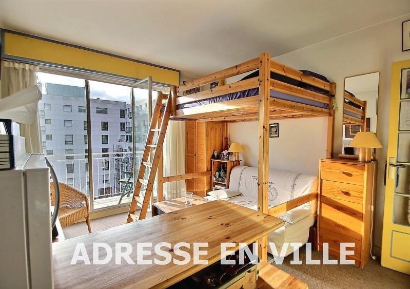 Sale apartment Levallois perret 205000€ - Picture 3