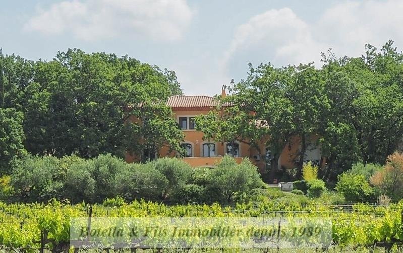 Vente de prestige maison / villa Villeneuve les avignon 1706000€ - Photo 1