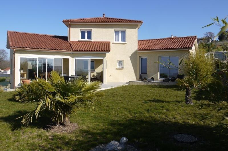 Sale house / villa Les cotes d'arey 428000€ - Picture 1