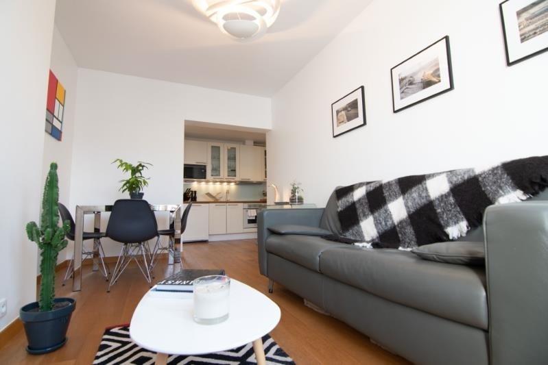 Rental apartment Levallois 1395€ CC - Picture 2