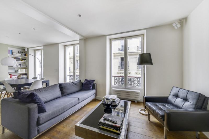 Vente de prestige appartement Paris 10ème 998000€ - Photo 3
