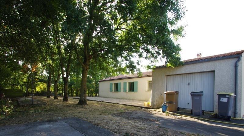 Sale house / villa Marsais 190500€ - Picture 3