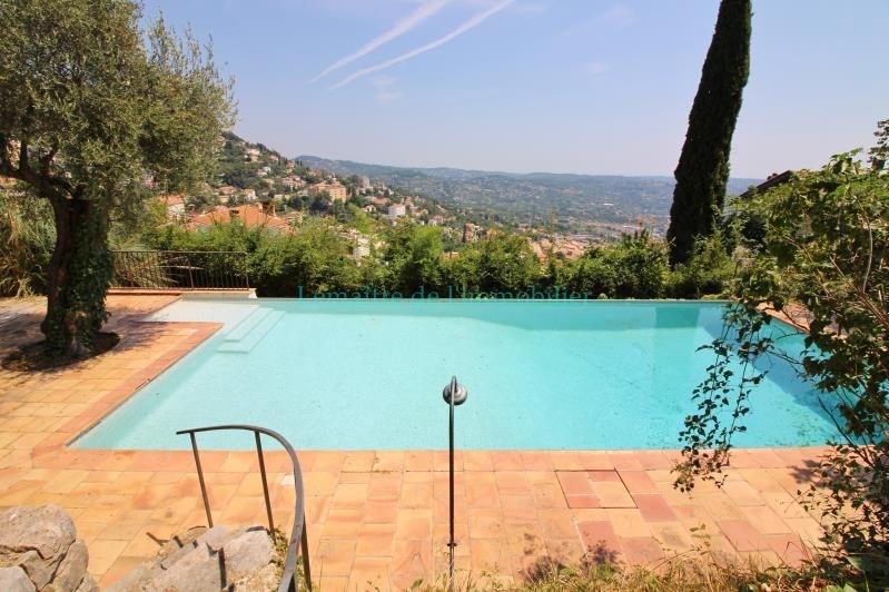 Vente de prestige maison / villa Grasse 650000€ - Photo 7