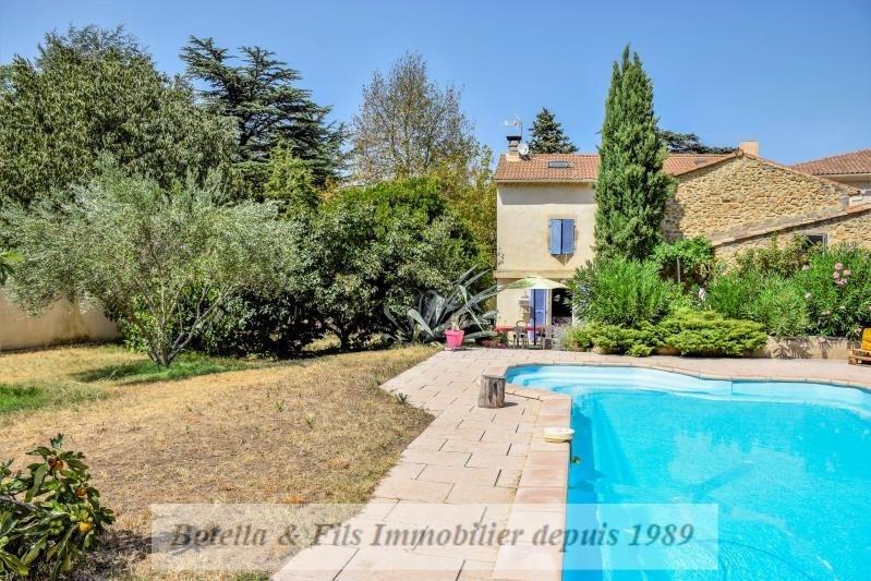 Vente maison / villa Bagnols sur ceze 378000€ - Photo 12