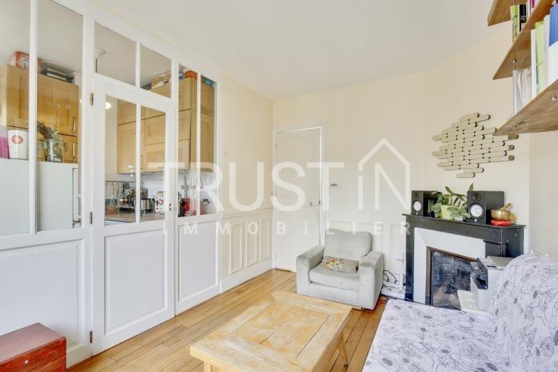 Vente appartement Paris 15ème 378000€ - Photo 1