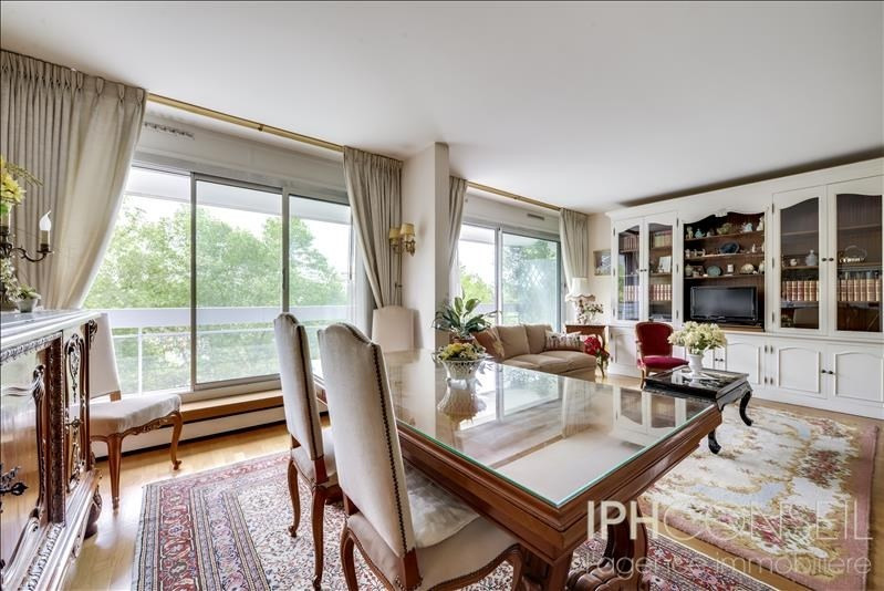 Deluxe sale apartment Neuilly sur seine 1 085 000€ - Picture 5