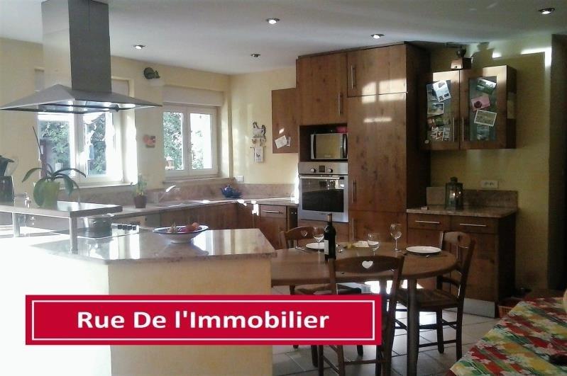 Vente maison / villa Schorbach 169000€ - Photo 1