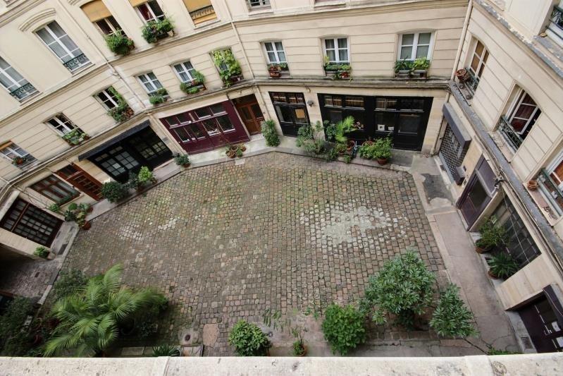 Sale apartment Paris 3ème 449000€ - Picture 2