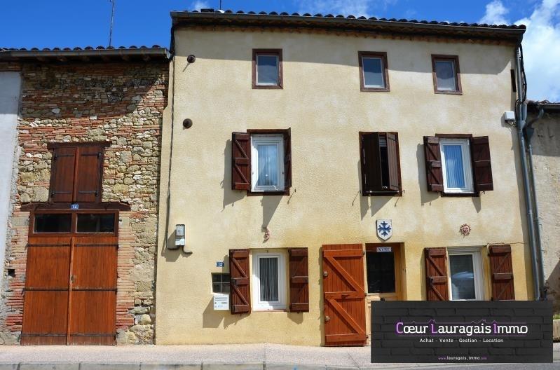 Vente maison / villa Auriac sur vendinelle 171200€ - Photo 1
