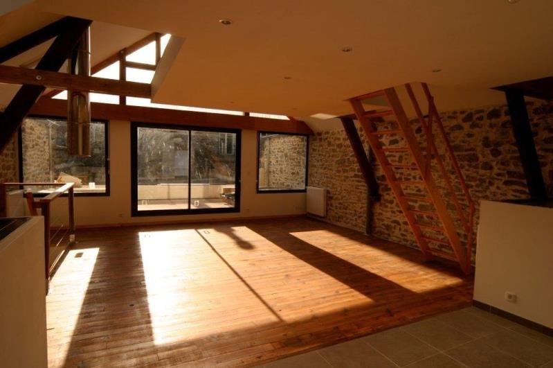 Sale loft/workshop/open plan Fougeres 176800€ - Picture 2