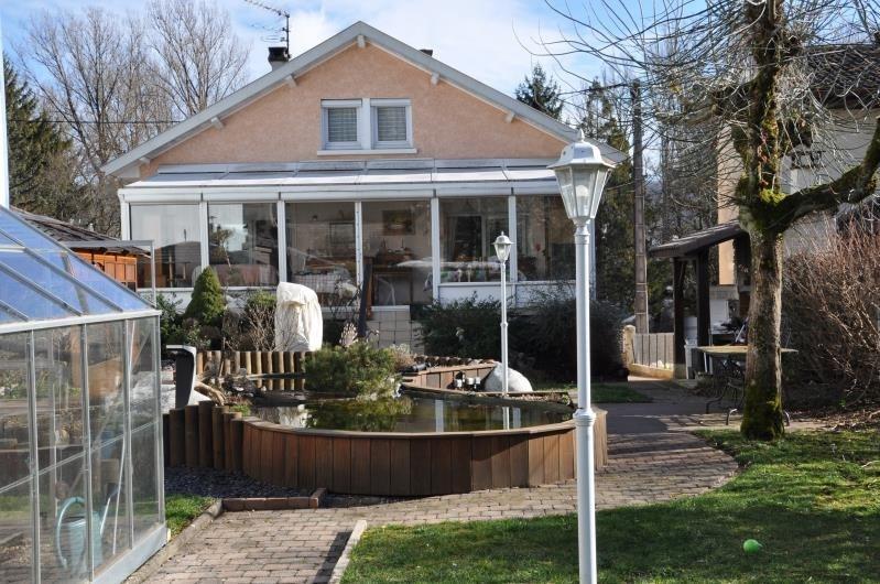 Sale house / villa Oyonnax 264000€ - Picture 4