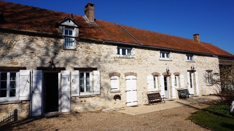 Vendita casa Boissy mauvoisin 325000€ - Fotografia 1