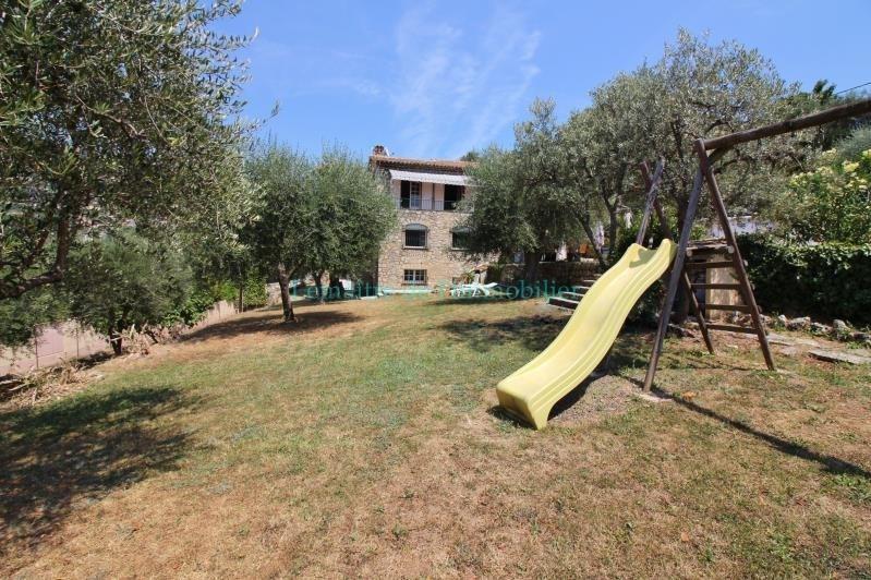 Vente de prestige maison / villa Grasse 599000€ - Photo 3