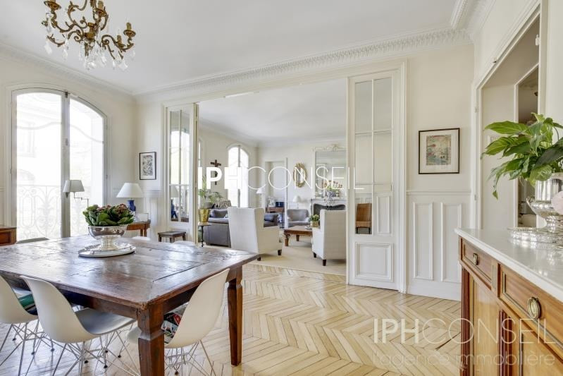 Deluxe sale apartment Neuilly sur seine 1980000€ - Picture 2