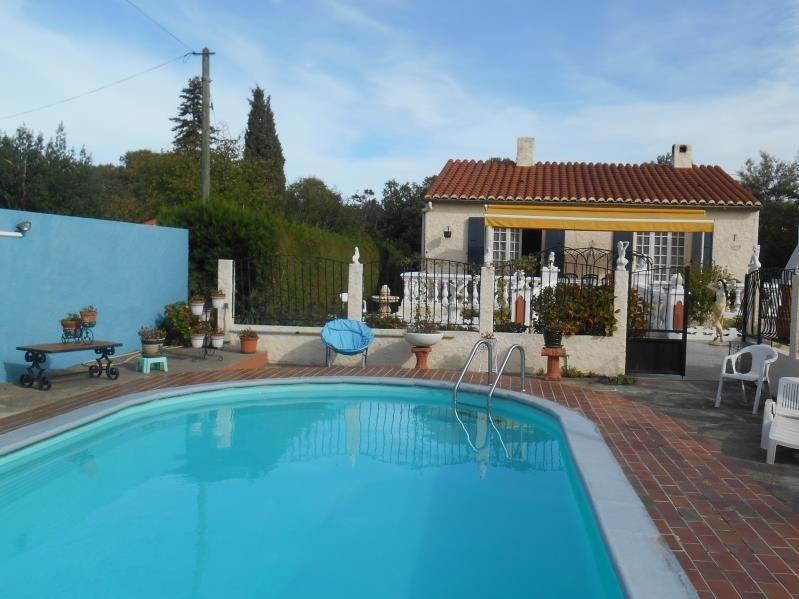 Vente maison / villa Saint jean pla de corts 357000€ - Photo 2